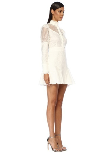 Alexis Elbise Beyaz